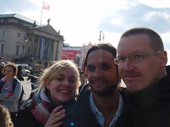 Yeah, Berlin rocks!